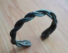 Ancient  Viking Period Bronze  Jewelry Bracelet