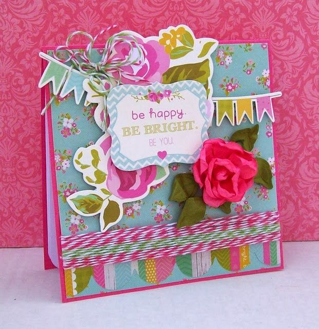 Best of Betsy's: Confetti Cards From Kaisercraft