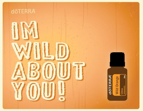 doTERRA WILD ABOUT YOU Valentine's Card.  Alternate your citrus beverage.  Awesome for slugglish digestion, cosmetics, diffuse for air freshener diffuser or make a tasty treat.  Learn more @ http://mydoterra.com/tammydantzler.  Advocate # 1419778.  Want to chat?  I'm on FB.