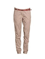 Maison Scotch Damen Hose 12210280861 - lt weight pima CO chino w/ belt