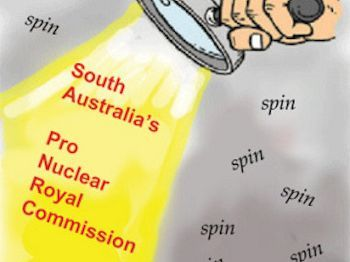 Just how independent is the SA nuclear review and are opponents being side-lined? Noel Wauchope looks at just who the Royal Commission met on its recent visit to France. https://independentaustralia.net/environment/environment-display/sas-nuclear-royal-commission-all-too-cosy-with-failed-french-nuclear-giant-areva,7820