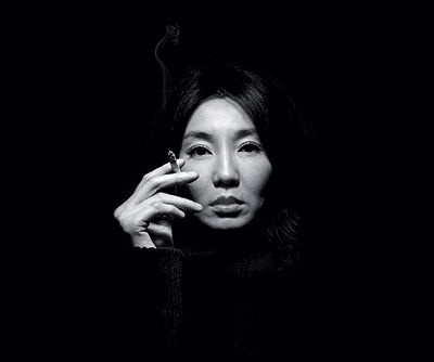 Maggie Cheung by Paolo Pellegrin
