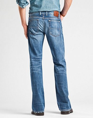 455 Relaxed Bootleg Jeans - Men's Jeans - Lucky Brand Jeans