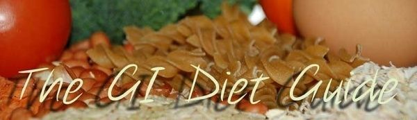 GI diet food list