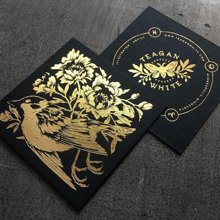 Business Cards for Teagan White by Studio on Fire