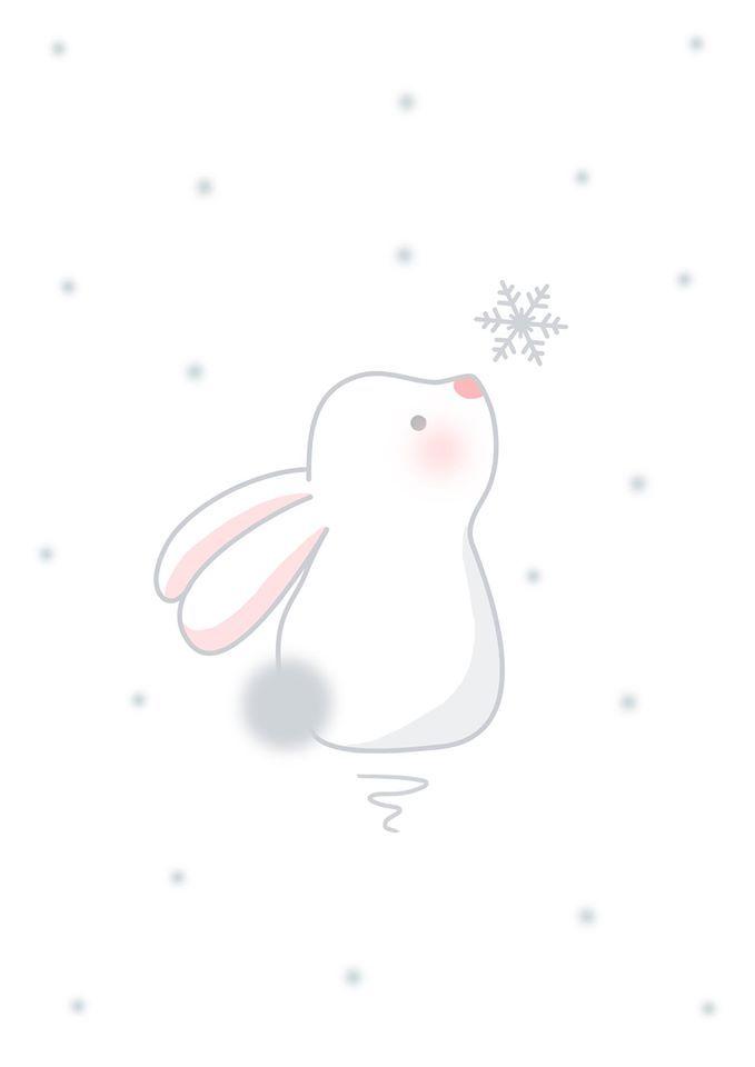 Little rabbit - Marion Blanc