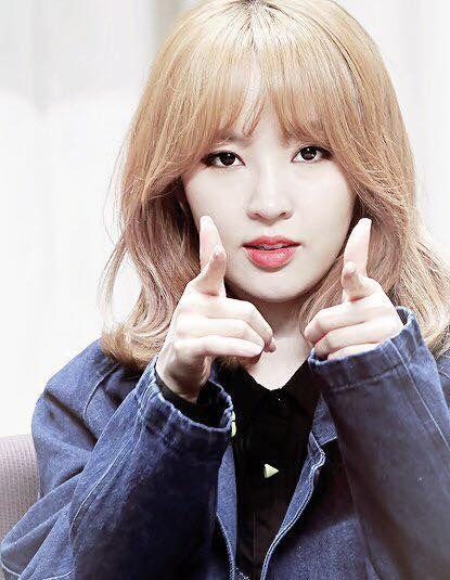 Jiyoon is absolutely beautiful ❤❤ #bias