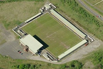 Best 212 Non League Football Grounds Images On Pinterest