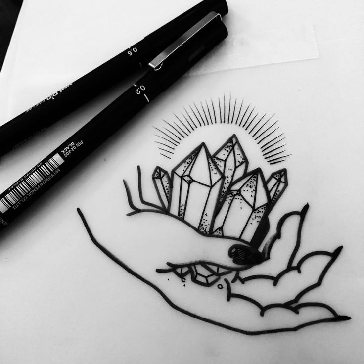Картинки нарисованные ручкой тату
