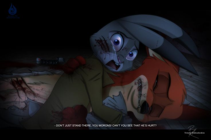 Artwork of the Day #168: Sad Moments... - Zootopia News Network