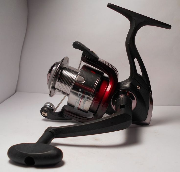 Matzuo mz 430r spinning spin fishing reel river lake for Matzuo fishing rod