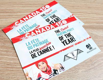 "Check out new work on my @Behance portfolio: ""Carton promotionnel - Événement Canada 150"" http://be.net/gallery/60669353/Carton-promotionnel-Evnement-Canada-150"