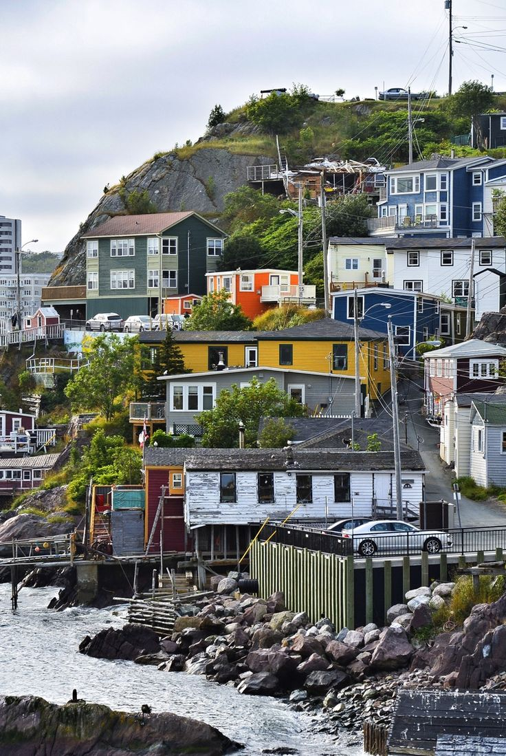 Getting a Feel for Canada's East Coast in St. John's, Newfoundland