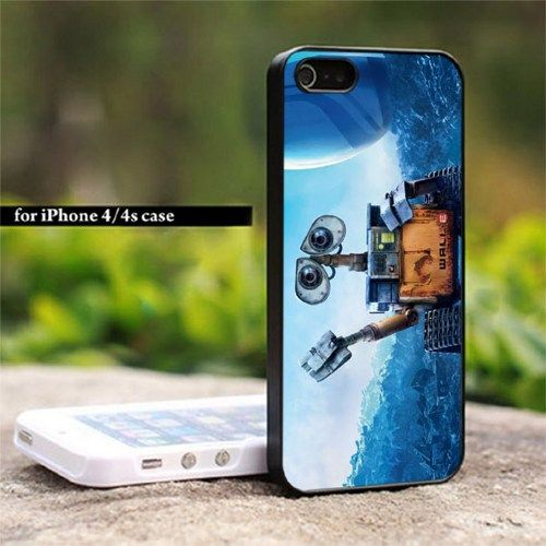 wall-e 01 For iPhone 4/4S Case   HERLIANCASE - Accessories on ArtFire