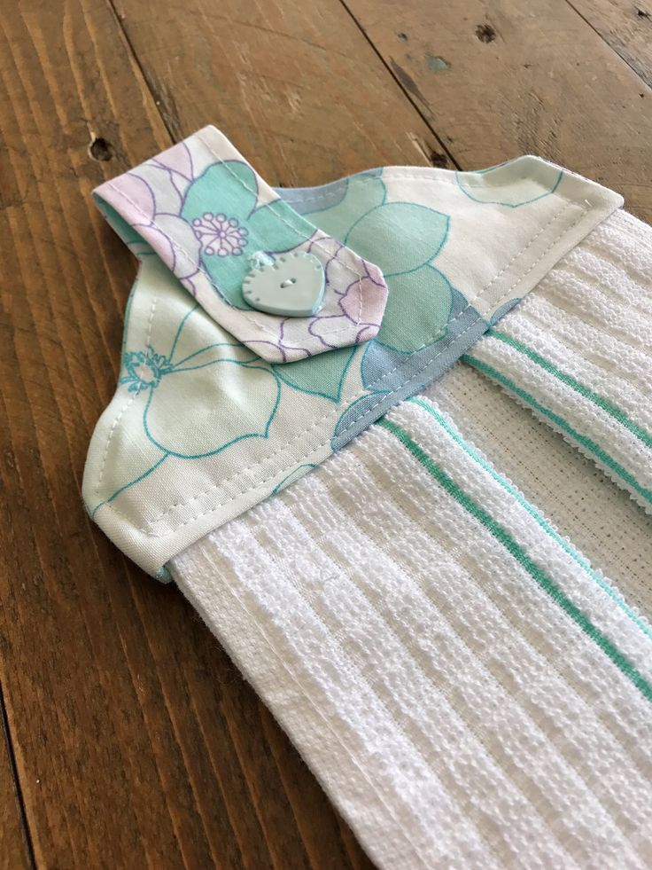A personal favourite from my Etsy shop https://www.etsy.com/au/listing/552483741/hanging-hand-towel-hanging-towel-tea
