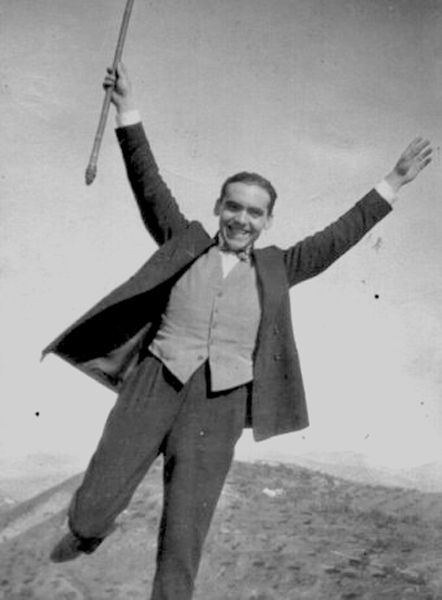 The life and literary career of garcia lorca from spain