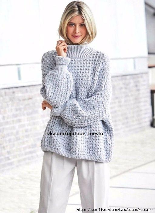 уютное место вязание вязание Sweaters Knitting Patterns и