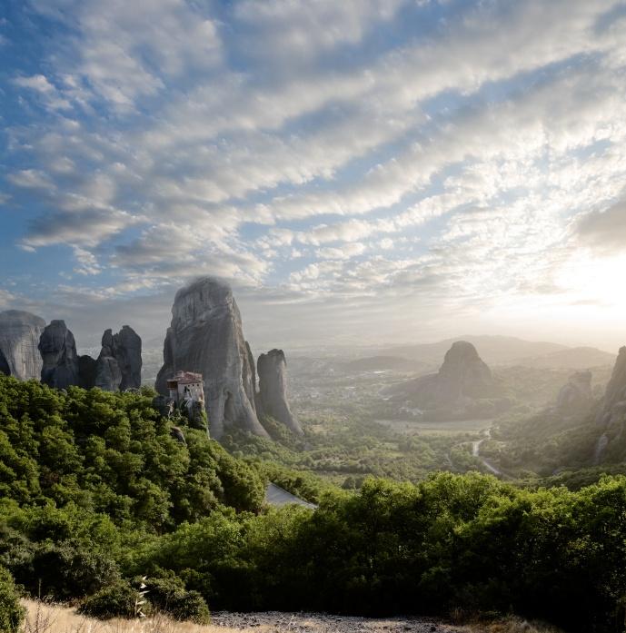 Greece - ancient beauty