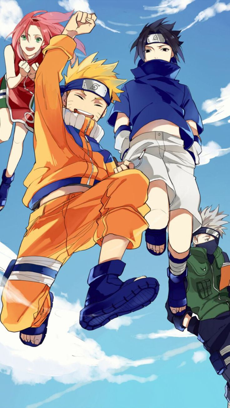 Anime Fans Forever — Some more Naruto wallpapers More