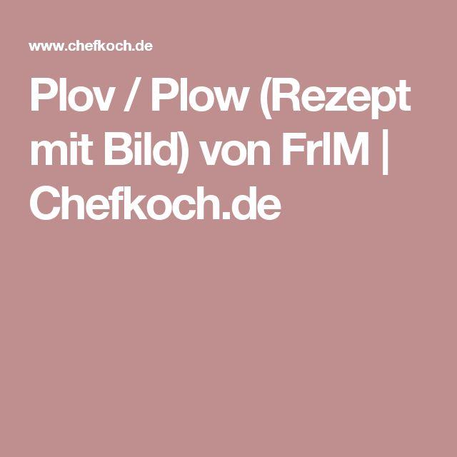 Plov / Plow (Rezept mit Bild) von FrlM | Chefkoch.de