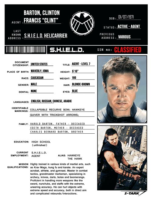 http://unmarvel.tumblr.com/tagged/shield files