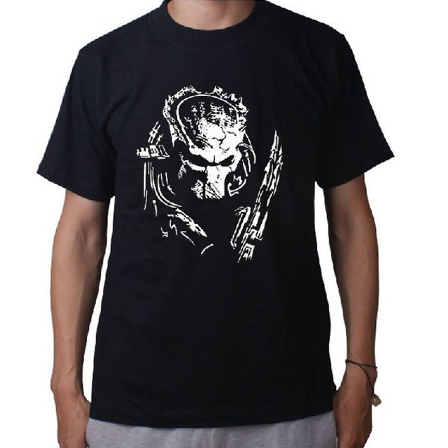 Check it on our site New Aliens vs Predator 2 Requiem T-shirt Game AVP2 men t shirt Summer Cotton Short-sleeve Men women Tees tops just only $14.11 with free shipping worldwide  #tshirtsformen Plese click on picture to see our special price for you