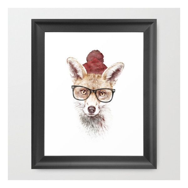 It's Pretty Cold Outside Framed Art Print (468.125 IDR) ❤ liked on Polyvore featuring home, home decor, wall art, framed art prints, graphic illustration, outside wall art, acrylic wall art, black home decor and black wall art