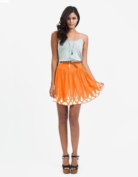 All or Nothing Skirt by Jorge Clothing #jorgeclothing #fashion #womensfashion #skirt