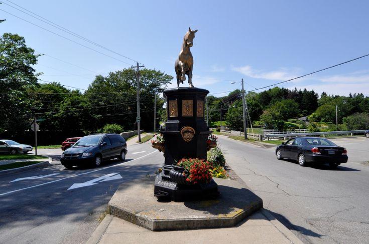 7 Fountains Walk — 9km walking trail through the town of Yarmouth, Nova Scotia