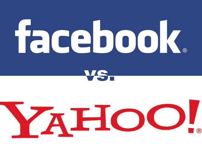 Yahoo el portal de búsqueda de internet, uno de los más populares del mundo, demandó ayer a Facebook, el gigante de las redes sociales, por violación de más de 10 patentes, entre las que se incluyen formas de hacer publicidad en la red.  La demanda, presentada este lunes en una corte federal estadunidense de San José, California, constituye la primera gran batalla de patentes en las redes sociales.  Yahoo informó en un comunicado que confía en que la Corte fallará a su favor.