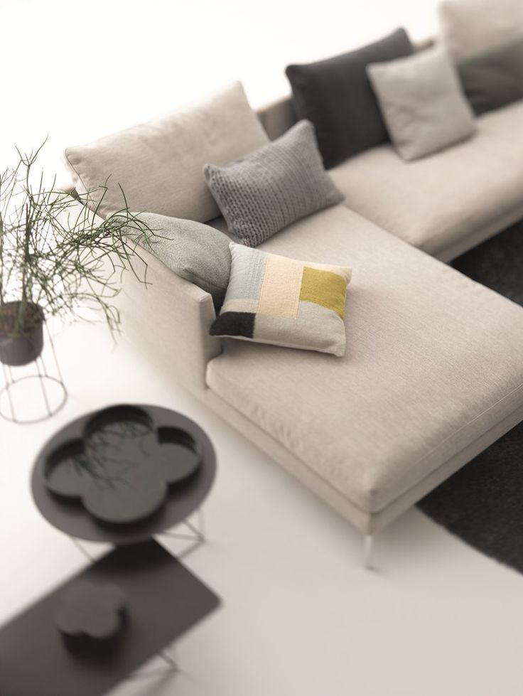 Oltre 25 fantastiche idee su divani componibili beige su for Chaise longue divani e divani