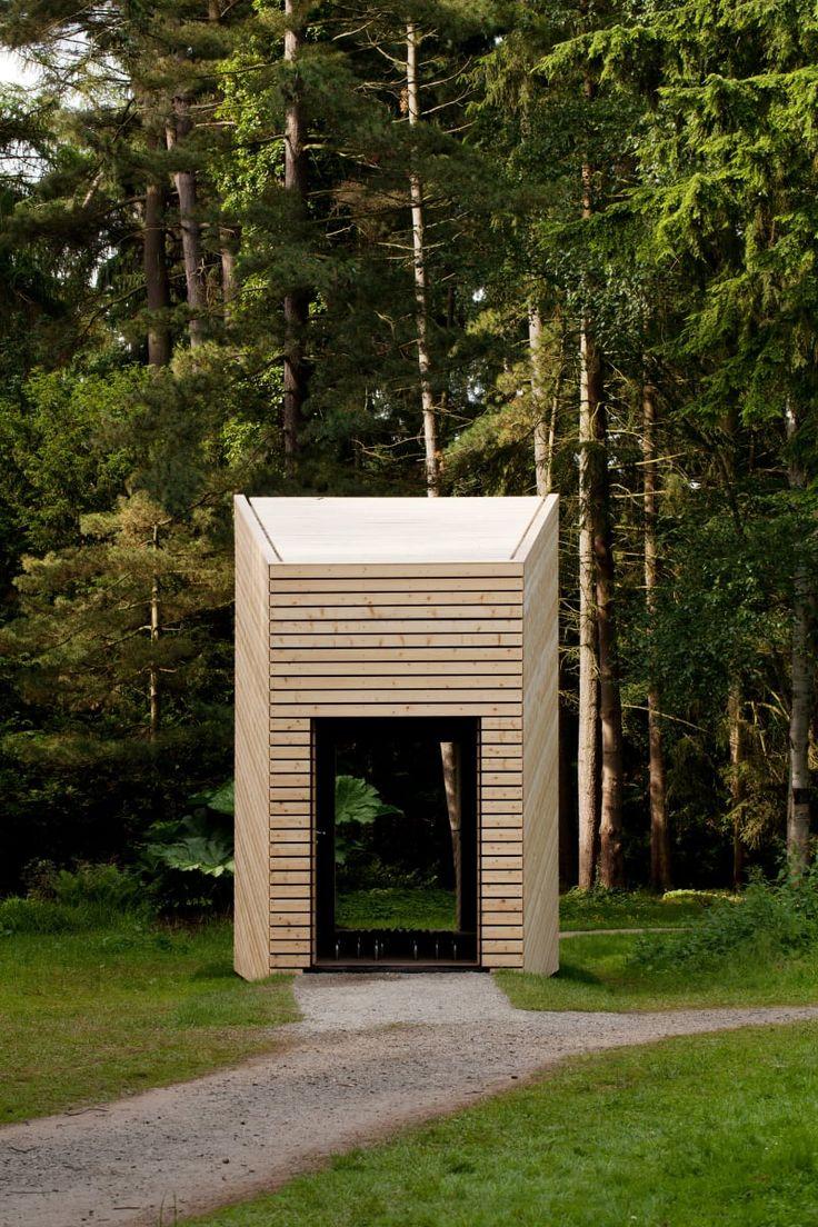 16 Mejores Im Genes De Architecture Camposaz Wood Workshop En  # Muebles Kassel Concepcion