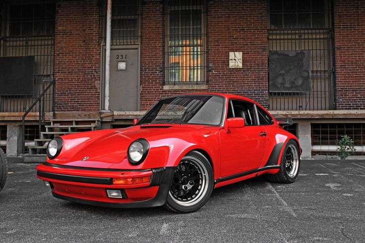 After 40 Years, This Porsche 930 (or 911 Turbo) is Still Turning Heads | Leith Porsche Blog