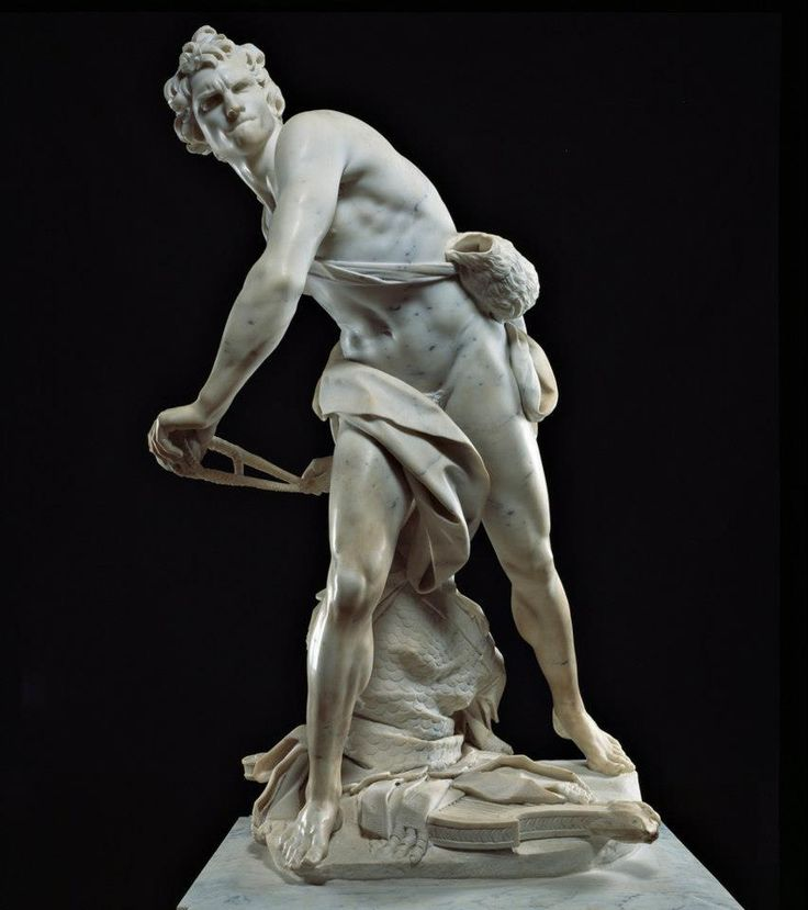best gian lorenzo bernini images baroque  gian lorenzo bernini david galleria borghese roma where s goliath