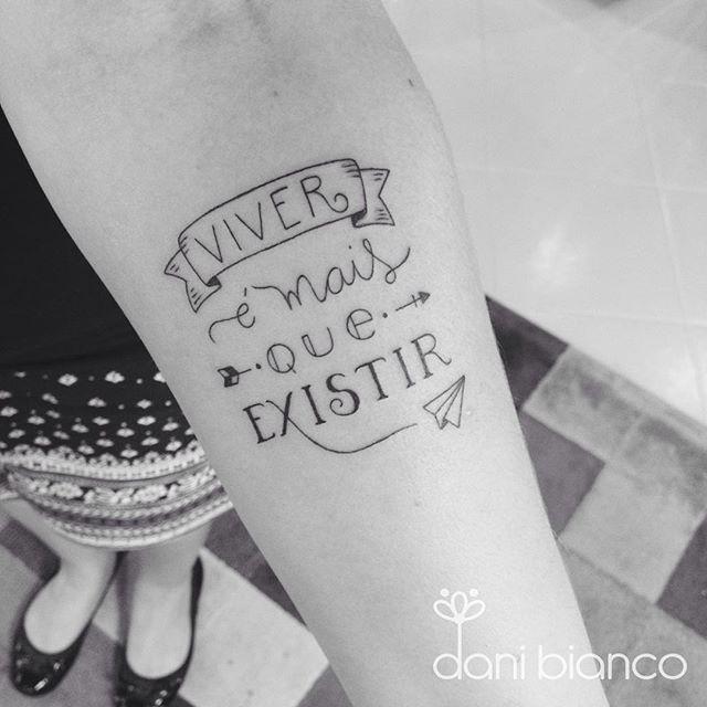 Best 25+ Writing Tattoos Ideas On Pinterest
