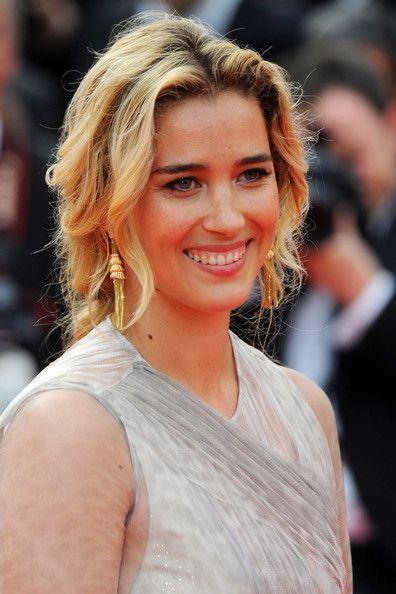 Vahina Giocante, actriz francesa de madre andaluza.