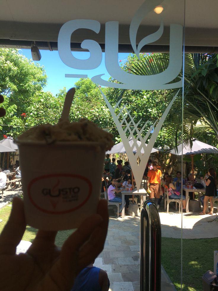 Gusto ice cream 26-29 Dec 15 Bali culinary #exploreindonesia