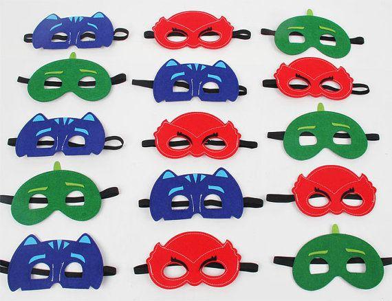 Set Of 50 PJ Masks Pj masks birthday Pj Masks by FutureHeroes
