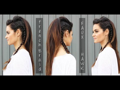 Faux Mohawks Special! Gallery & Video Tutorials!