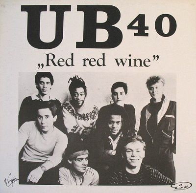 UB40's version of Neil Diamond's song RED RED WINE (1984)