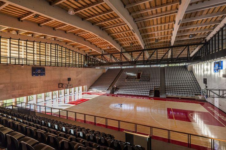 Gallery of Municipal Gym of Salamanca / Carreño Sartori Arquitectos - 5