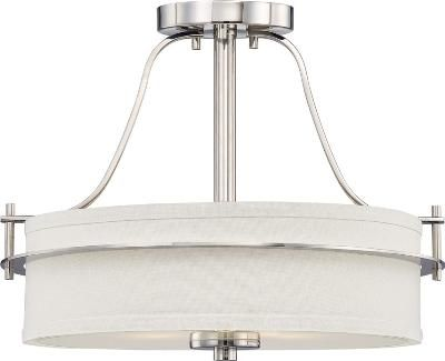 146 best Luxury Lighting FLUSH SEMI-FLUSH u0026 CHANDELIERS images on Pinterest | Polished nickel Chandeliers and Hudson valley  sc 1 st  Pinterest : bbc lighting - azcodes.com