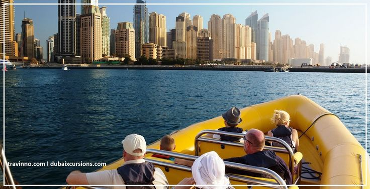 The 90 minutes tour package of the Yellow boats are very convenient to the visitors as it gives a relaxed travel starting from the Marina area, covering Atlantis The Palm & Burj Al Arab the luxurious 7*hotel.Also don't forget to have an awesome click.