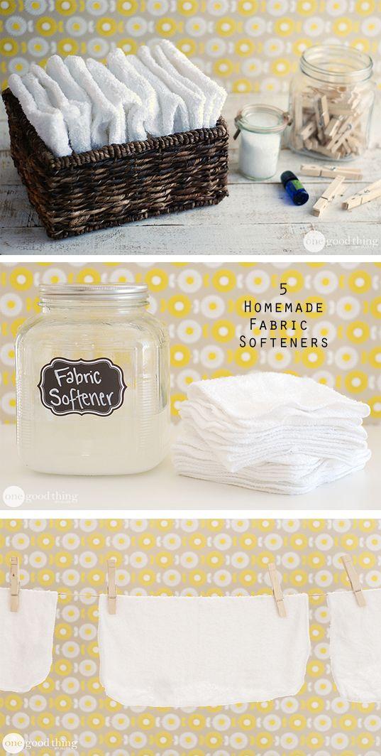 Best 20 Homemade Fabric Softener Ideas On Pinterest