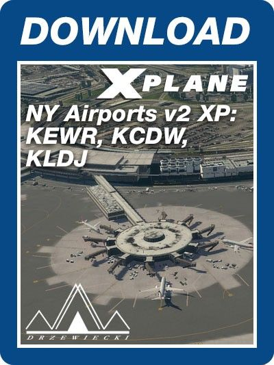 """DRZEWIECKI : NY Airports v2 XP: KEWR, KCDW, KLDJ UPDATE OFFER:If you have previously purchased """"New York Airports XP"""" from our store, then you are entitled for a discount of 30% on both """"NY Airports v2 XP"""" products. Just place either one of them(or both) into your cart, proceed to checkout and you will see the discount having been applied automatically!  AIRPORTS Newark Liberty International Airport(IATA: EWR, ICAO: KEWR, FAA LID: EWR), originally named Newark Metropolitan Airport and…"""