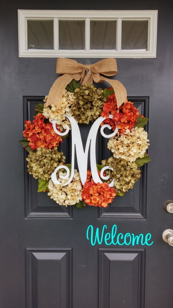 17 best images about wreaths on pinterest summer wreath for 3 wreath door decoration