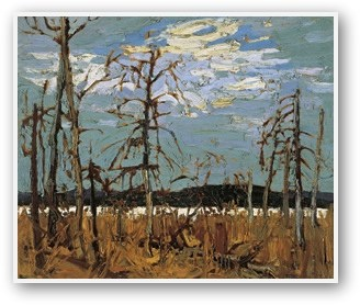 Tom Thomson Tamarack Swamp