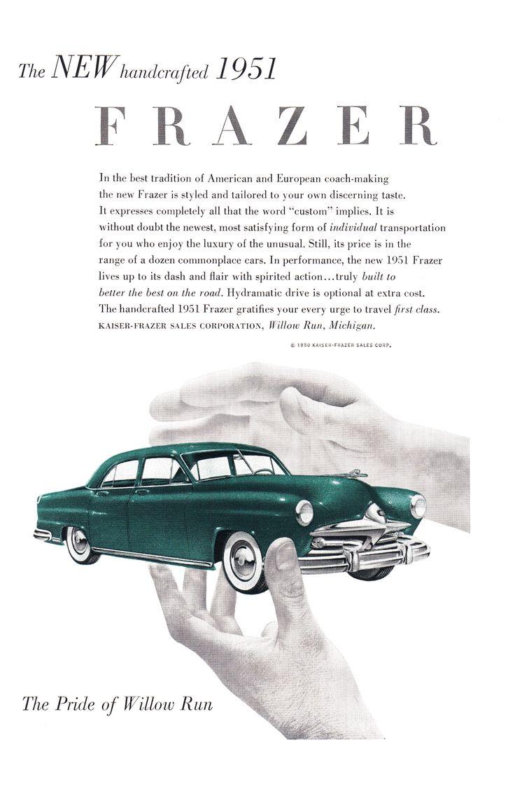 1951 frazer