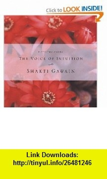 7 best torrent ebooks images on pinterest pdf tutorials and book the voice of intuition inspirational cards 9781577311973 shakti gawain isbn 10 fandeluxe Image collections