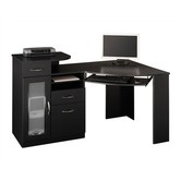 found it at wayfair vantage corner desk would work well with many colors